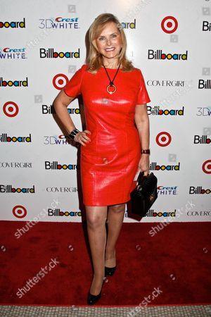 Editorial image of Billboard's Sixth Annual Women in Music Event, New York, America - 02 Dec 2011