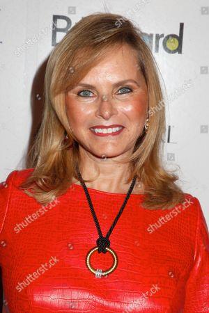 Editorial photo of Billboard's Sixth Annual Women in Music Event, New York, America - 02 Dec 2011