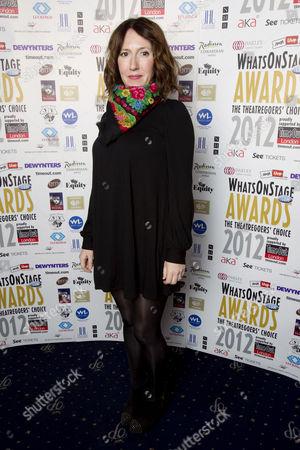 Editorial picture of 2012 Whatsonstage.Com Awards Nominations Party, Cafe De Paris, London, Britain - 02 Dec 2011