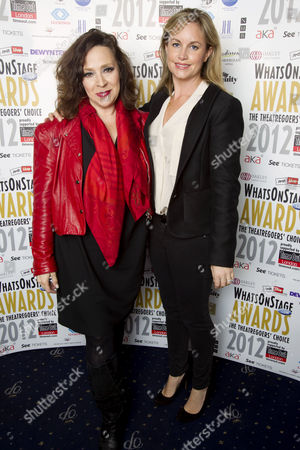 Harriet Thorpe and Kim Medcalf