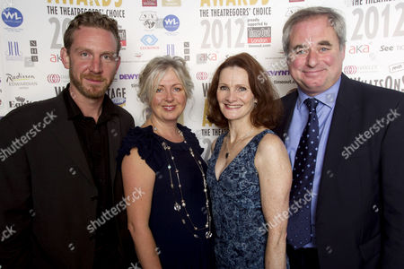 Paul Thornley, Claire Moore, Nicola Sloane and Howard Ward