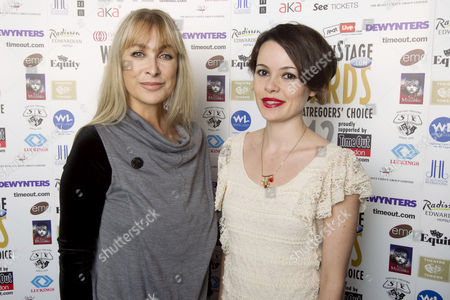 Stock Image of Carol Royle and Lisa Diveney