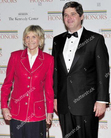 Jean Kennedy Smith and William Kennedy Smith