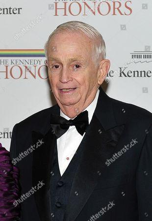 "Stock Photo of John Willard ""Bill"" Marriott, Jr., Chairman and CEO of Marriott International"