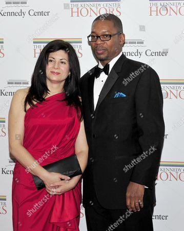 Ravi Coltrane and Kathleen Hennessy