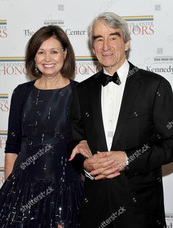 Sam Waterston and his wife, Lynn Louisa Woodruff