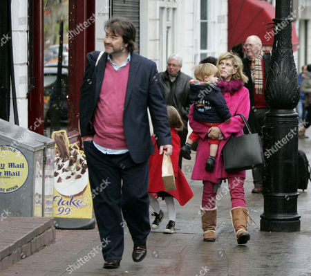 Editorial picture of Kate Garraway and family out and about in London, Britain - 04 Dec 2011