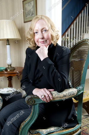 Editorial image of Sarah Bradford, London, Britain - 23 Nov 2011