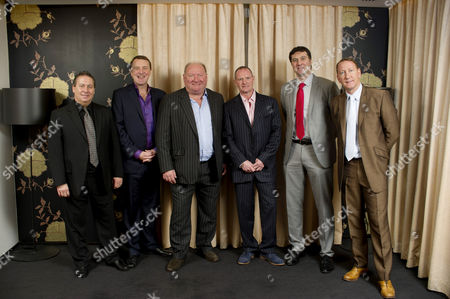 Editorial image of Charity lunch at The Marriott Grosvenor Square Hotel, London, Britain - 01 Dec 2011
