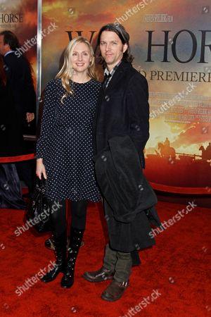 Editorial image of 'War Horse' film premiere, New York, America - 04 Dec 2011