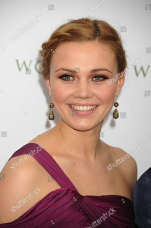 Editorial image of 'In The Land Of Blood And Honey' film premiere, New York, America - 05 Dec 2011
