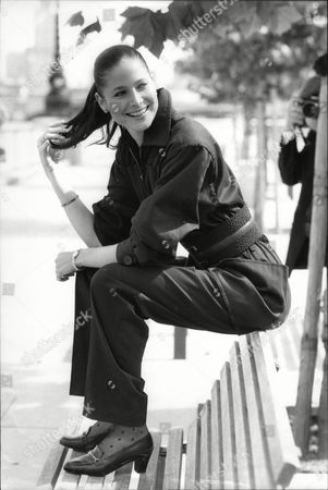 Actress Deborah Raffin.
