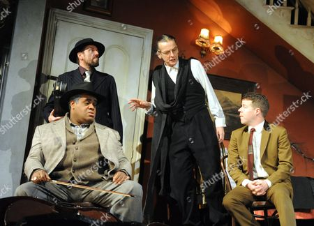 Editorial photo of 'The Ladykillers' play performed at the Gielgud Theatre, London, Britain - 05 Dec 2011