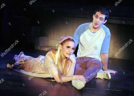 'Pippin' - Carly Bawden as Catherine and Harry Hepple as Pippin