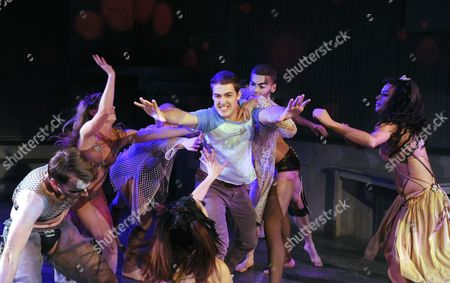 'Pippin' - Harry Hepple as Pippin