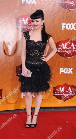 Editorial photo of 2nd Annual American Country Awards, MGM Grand Garden Casino and Resort in Las Vegas, America - 05 Dec 2011