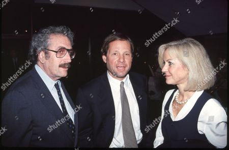 Tom Pollack, Mike Ovitz & Judy Ovitz