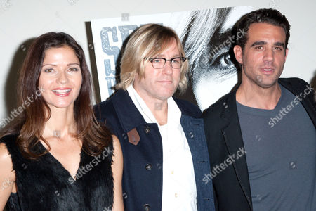 Jill Hennessy, Ron Eldard and Bobby Cannavale
