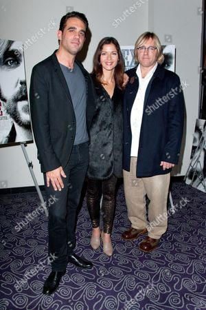 Bobby Cannavale, Jill Hennessy and Ron Eldard