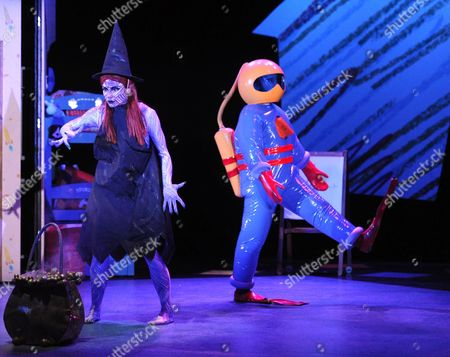 Editorial picture of 'Magical Night' dance performed at The Linbury Studio, London, Britain - 06 Dec 2011