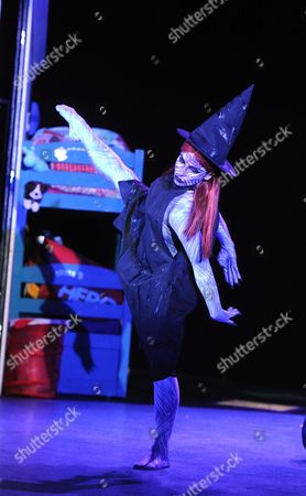 Editorial picture of 'Magical Night' dance performed at The Linbury Studio, London, Britain - 06 Dec 2011