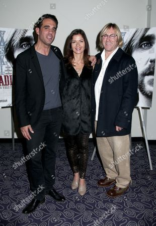 Stock Picture of Bobby Cannavale, Jill Hennessy and Ron Eldard