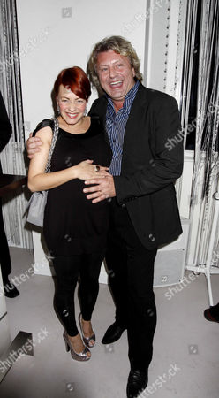 Editorial photo of A Night with Nick Ede in aid of the Stroke Association at the Swarovski Crystallised Lounge, London, Britain - 06 Dec 2011