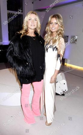 Meg Mathews and Sarah Barrand