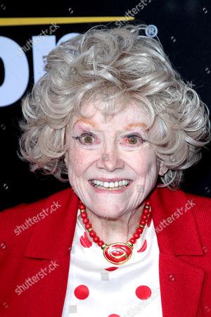 Stock Photo of Phyllis Diller