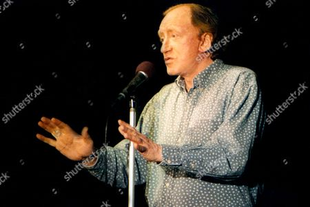 Editorial image of Nicol Williamson In His One Man Show At Pizza On The Park
