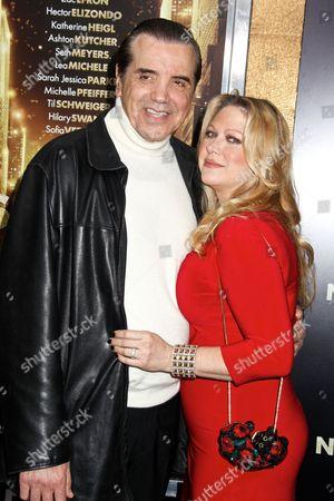 Chazz Palminteri and wife Gianna Palminteri