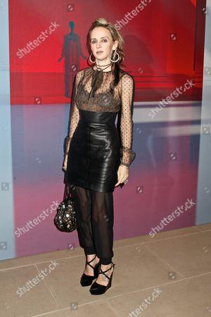 Editorial picture of Valentino Garavani Virtual Museum Launch Party, New York, America - 07 Dec 2011