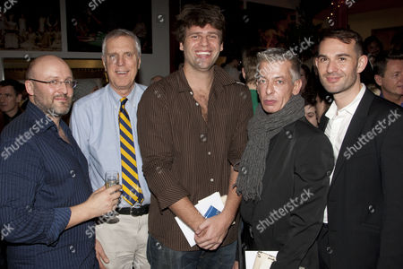 Editorial picture of 'Pippin' play press night at the Menier Chocolate Factory, London, Britain - 07 Dec 2011