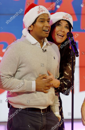 Gavin Ramjaun and Zoe Tyler