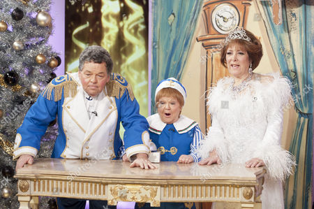 The Krankies - Ian Tough and Jeanette Tough with Lynda Bellingham