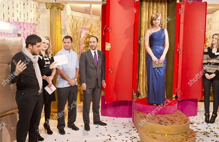 Editorial image of 'This Morning' TV Programme, London, Britain. - 09 Dec 2011