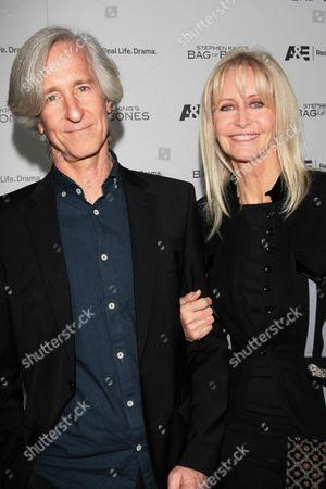 Mick Garris and his wife Cynthia