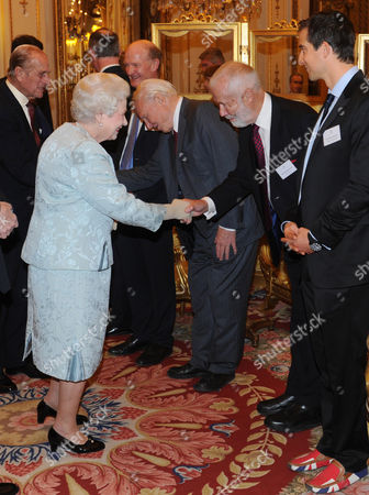 Editorial image of Reception to Celebrate Exploration and Adventure, Buckingham Palace, London, Britain - 08 Dec 2011