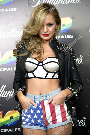 Stock Image of Alexandra Stan