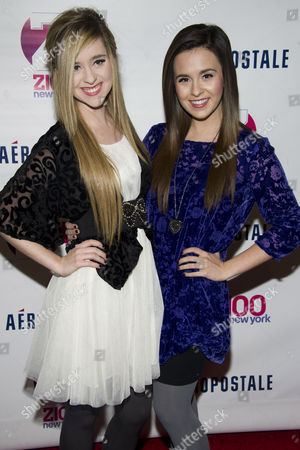 Megan and Liz Mace of Megan & Liz