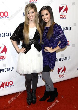 Megan Mace and Liz Mace