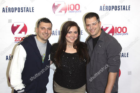 Chris Manzo, Lauren Manzo and Albie Manzo
