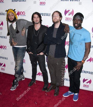 Editorial picture of Z100 Jingle Ball 2011, New York, America - 09 Dec 2011