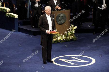 Editorial picture of Nobel Prize Award Ceremony, Stockholm, Sweden - 10 Dec 2011