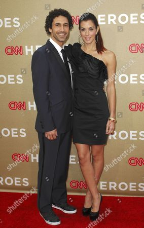 Editorial photo of 'CNN Heroes' An All-Star Tribute, Los Angeles, America - 11 Dec 2011