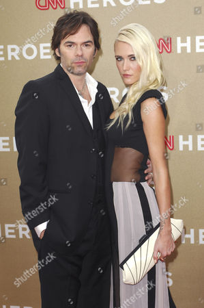 Stock Picture of Billy Burke & wife Pollyanna Rose