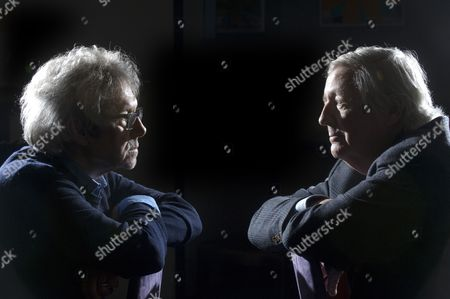 Stock Image of Dick Clement and Ian Le Frenais