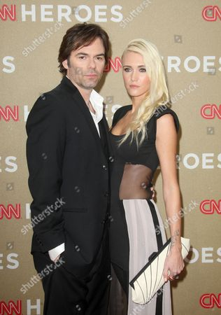 Stock Image of Billy Burke and Pollyanna Rose