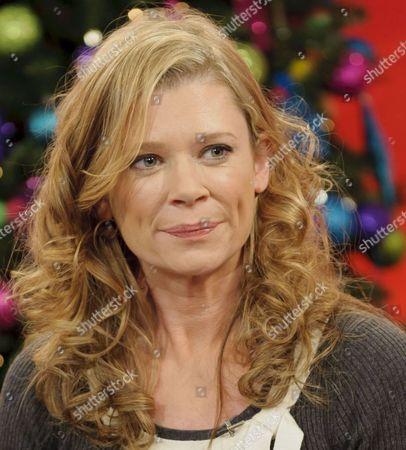 Editorial image of 'Lorraine Live' TV Programme, London, Britain. - 12 Dec 2011