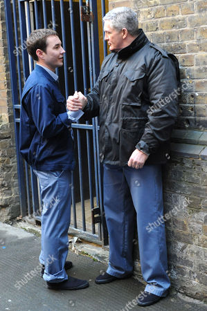 Martin Compston and Johnny Davis